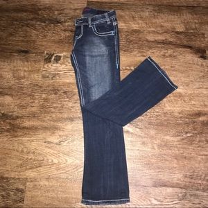 Rock & Roll Cowgirl jeans size 27